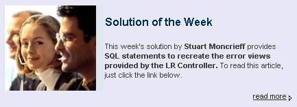 Mercury Solution of the Week for June 7,2004