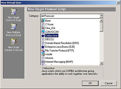 New single protocol script