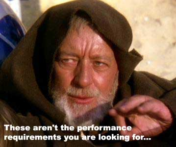 Prior to his career as a Jedi Knight, Obi-Wan Kenobi was a software engineer