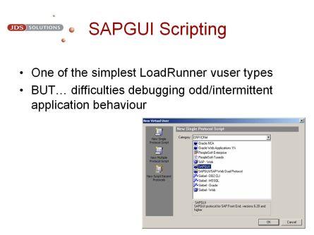 SAPGUI Scripting