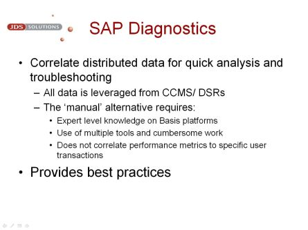 SAP Diagnostics