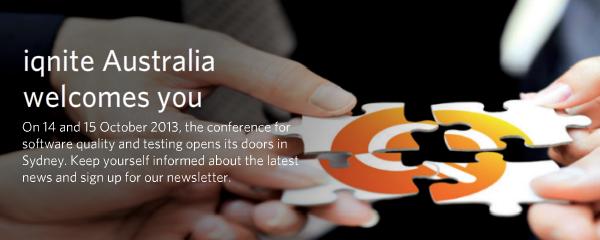 Iqnite Australia 2013