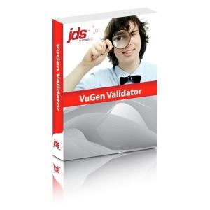 VuGen script validator boxcover